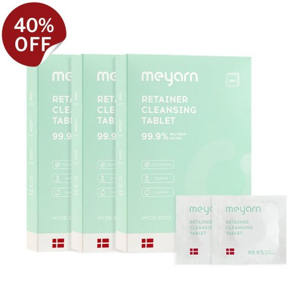 Retainer Cleaning Tablet