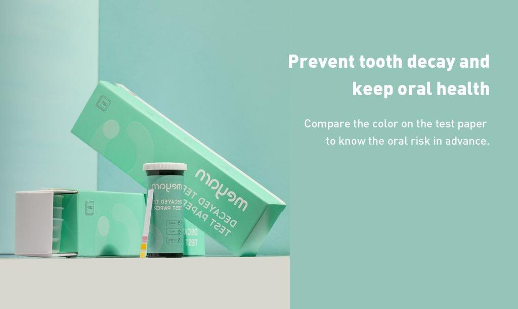Decayed Teeth Test Kit