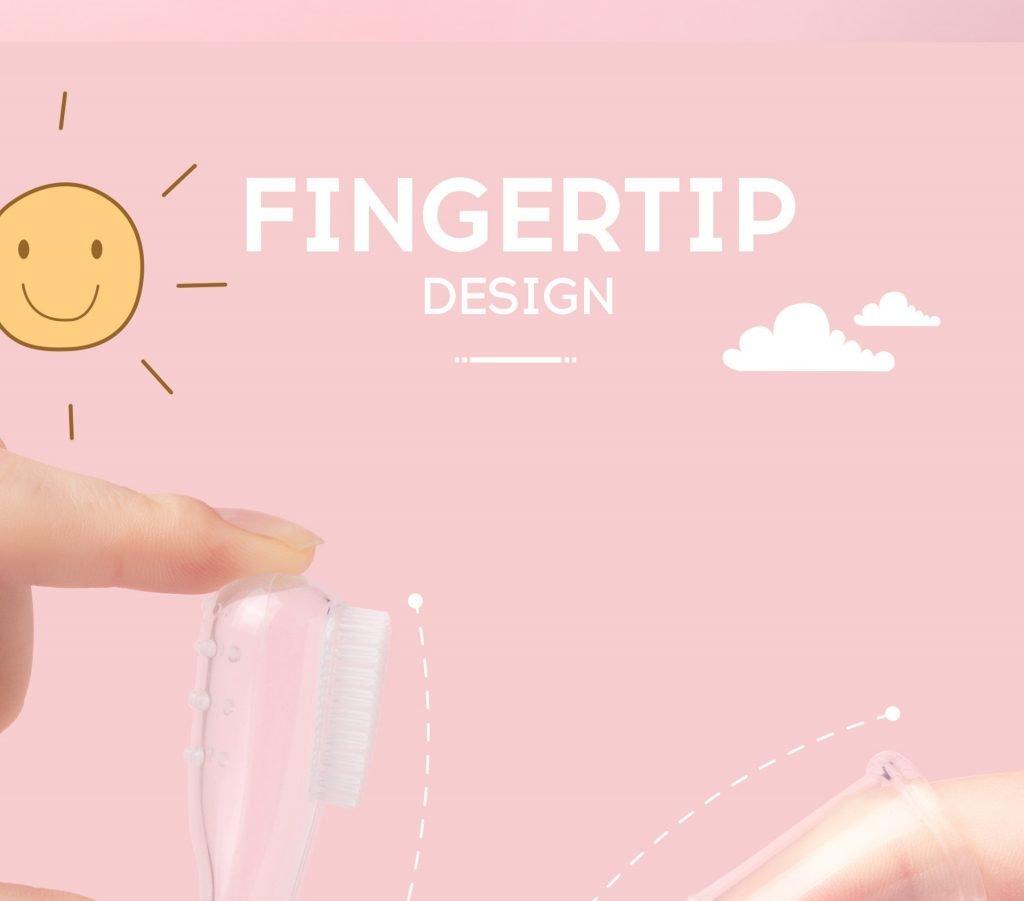 finger brush
