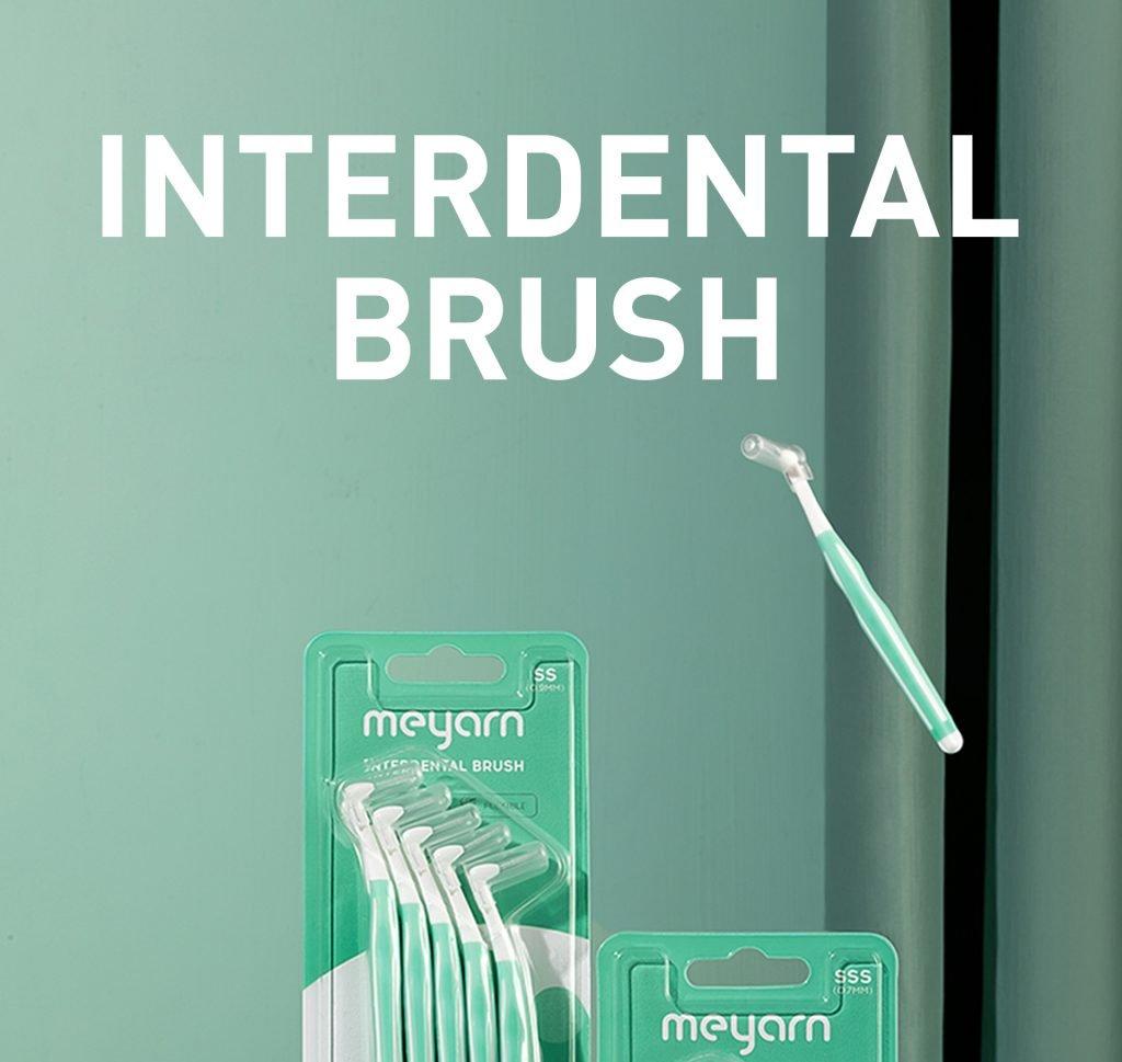 inerdental brush details