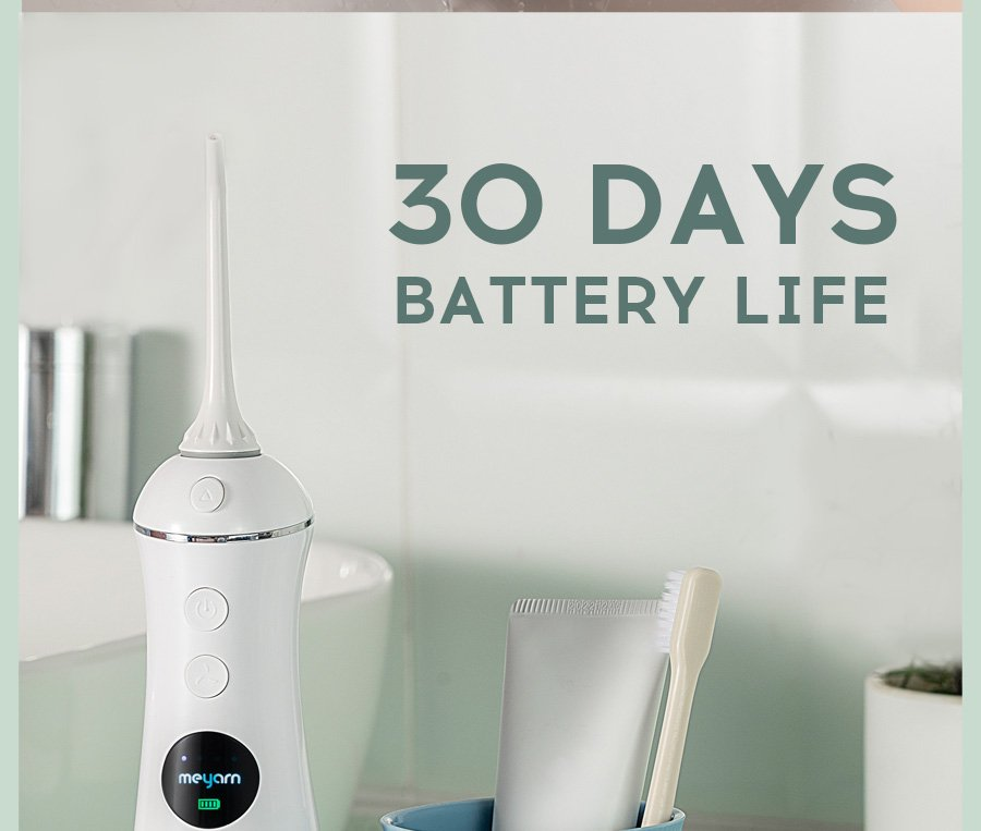 30 days battery life