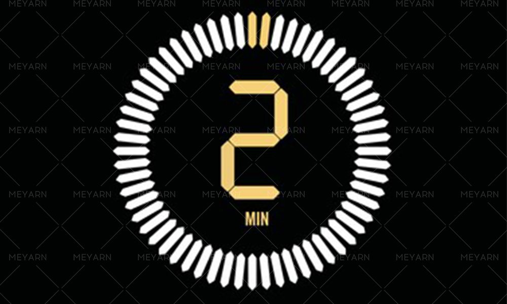 2 minutes timer