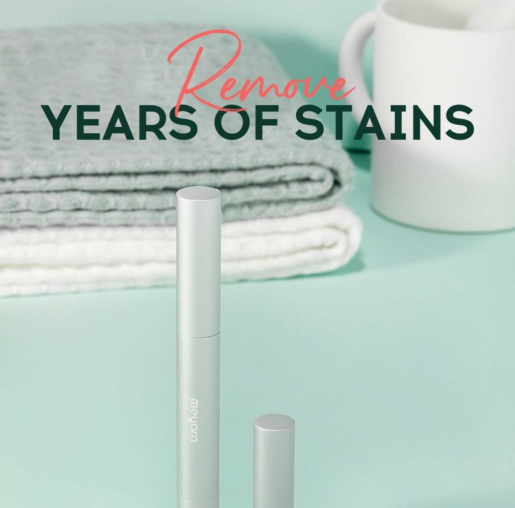 years of stains